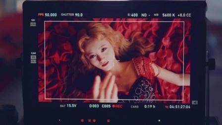 SNH48《公主披风》MV花絮(红色版)