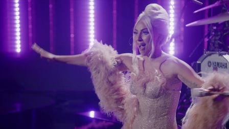 Lady Gaga - celebrates Love For Sale