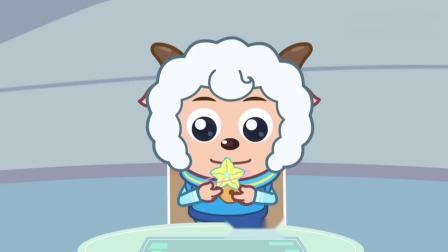喜羊羊:灰太狼真是丢人,抓娃娃还不如小灰灰,真尴尬!