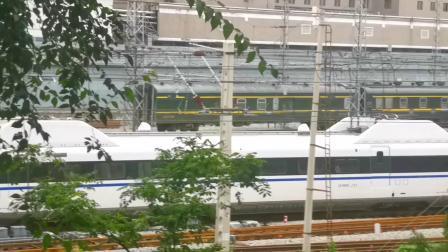 【火车视频集锦】直击—大站风采(第五辑):北京西站赏车