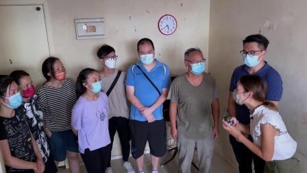 【東張西望】拯救曱甴屋 東張率義工團全力搞衛生 傷殘獨居漢與鄰居無言感激