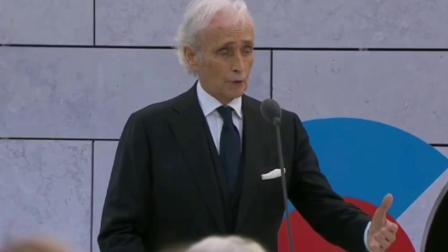 74岁何塞.卡雷拉斯 《格拉纳达》2021年9月27日葡萄牙里斯本 - José Carreras - Granada