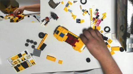 乐高75870 Chevrolet Corvette Z06 Speed Champions LEGO积木砖家速拼