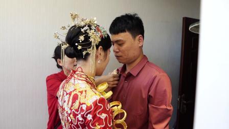 许有任&曾美红婚礼民俗摄影:13805984306