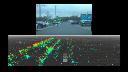 AUTO - Automatic Parking Space Search & Autonomous Parking
