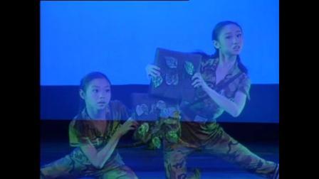 少儿舞蹈 双人舞 编号037作品