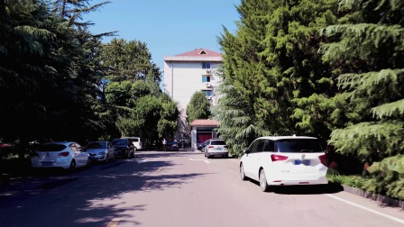 【南郊宾馆户外草坪婚礼场地】七号楼路线导航