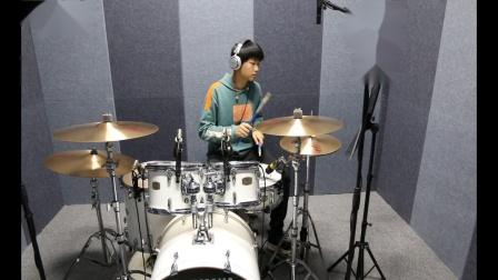 泰安七乐音乐艺术中心  程津启  爵士鼓演奏 《ROCK&ROLL》