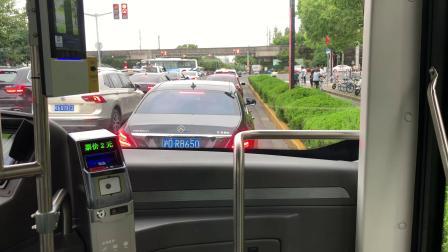 796路公交车(浦江镇-周浦东站)