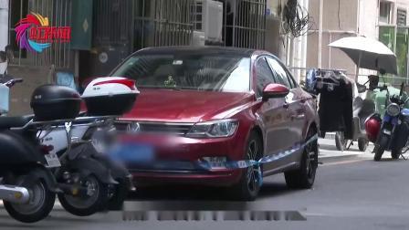 深圳3岁女童被锁自家车内身亡