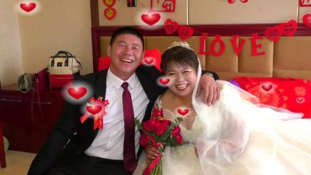 施家坨 张志伟 杨柳 婚礼录像 高清
