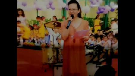 """歌曲:""""祝福祖国"""" 太原市业余歌手肖继红演唱"""
