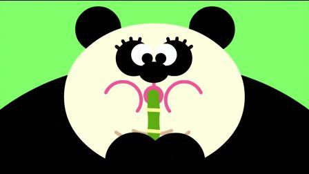 嗨道奇:大熊猫胖成球,还吵着要吃竹子