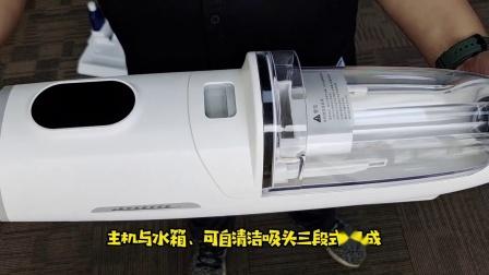 AIBOT A6洗地机实测体验:安装简便上手门槛低,自清洁省时省力