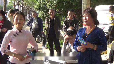 豫剧《打金枝》选段,优秀青年演员,刘丽,任白妮合唱