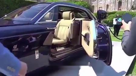 全球最贵量产车!劳斯莱斯浮影,1.8亿人民币,简直是移动的豪宅
