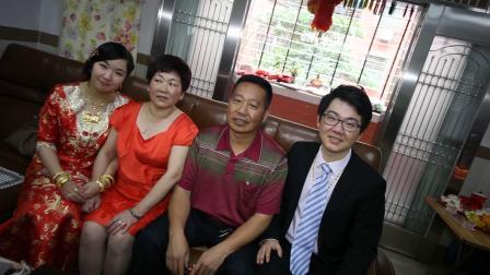 刘荣达&阮雀佳(结婚·中街实录)