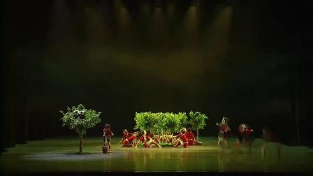 100周年展演-103-少儿舞蹈-民族舞蹈-少儿民族舞-高山族舞蹈