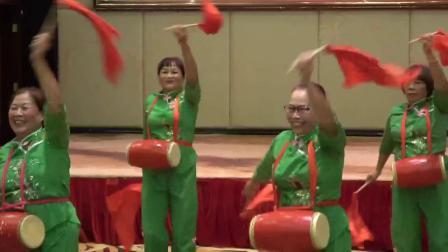 徐闻康源舞蹈一、二队庆祝2021年重阳节