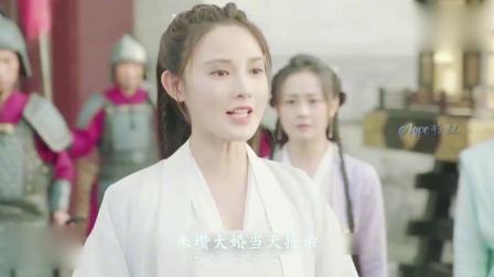 君九龄:陆云旗强娶九龄,朱赞霸气抢亲,九龄终于承认她是公主