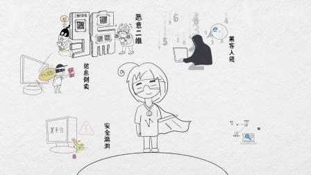 海淀区委网信办网络安全宣传片(3分46秒)