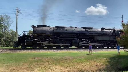 老物件 蒸汽火车加速