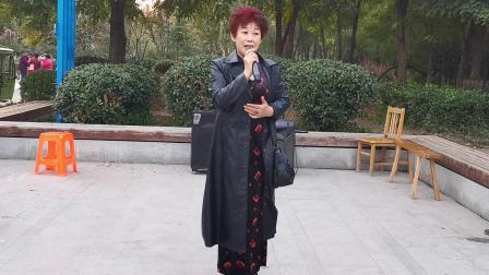 豫剧《朝阳沟》下山——…段翠芝