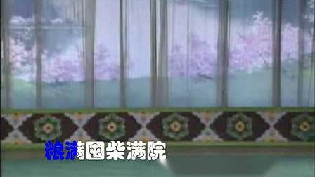 吕剧伴奏《李二嫂改嫁》选段:张大娘淘完米_标清