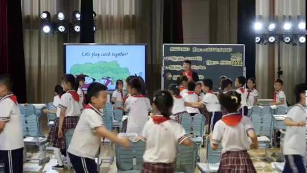 What are the kids playing(一等奖)-小学英语优质课(2021)
