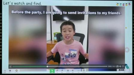 A Birthday Party Plan(一等奖)-小学英语优质课(2021)