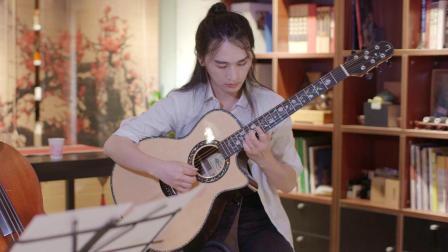 《梁祝》叶锐文民谣吉他与大提琴