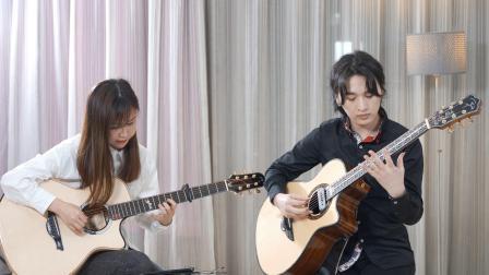《Sailing》叶锐文民谣吉他合奏