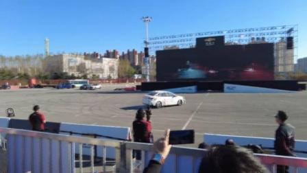 2021雪佛兰SUV陆上飞行秀沈阳起飞
