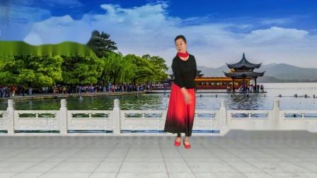 形体舞《红唇》 演绎 李明 滕州市老干部服务中心 录制
