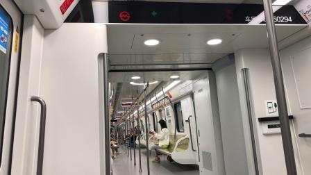 15029号车(上海南站-桂林公园)