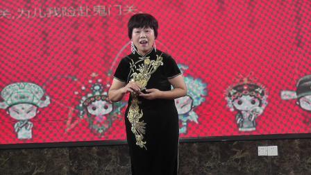 杨俭在校园演唱《天下归心、天问》2021,10,14