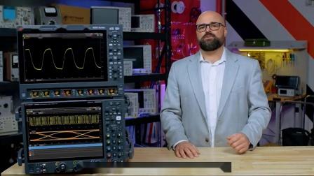 是德科技 Infiniium 系列示波器的数字下变频和实时频谱功能