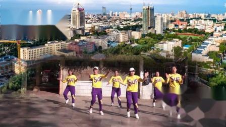 健身舞《蹦迪》演绎 吕华君等 滕州市老干部服务中心录制