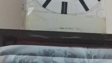 抚顺市李欣荣电子音像出版社的钟楼3点整报时