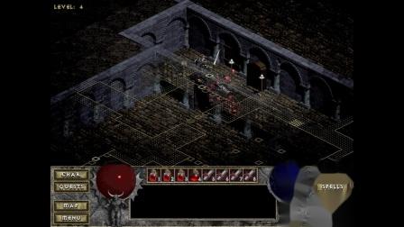 《暗黑破坏神》地图清理大师 战士02