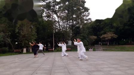 20210911_064005魏友福老师教学 太极拳基础训练