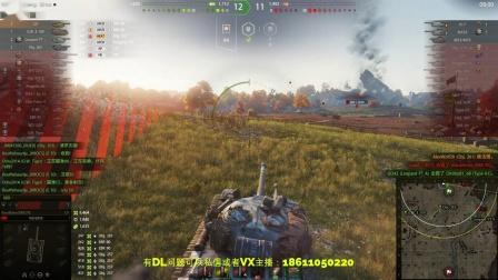 坦克世界 大火力中国中坦加强