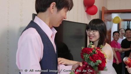 临海杰哥婚礼影像出品210601 临海婚礼 婚礼拍摄 婚礼当天拍摄 婚礼录像