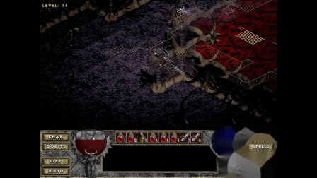 《暗黑破坏神》地图清理大师 战士05