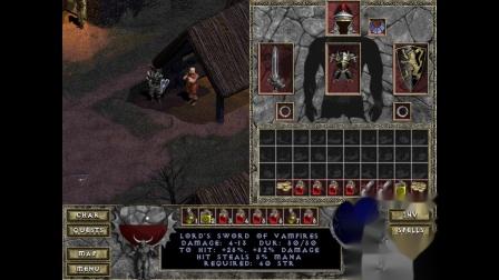 《暗黑破坏神》地图清理大师 战士06
