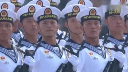 华夏神州 山东舰训练画面曝光 纪念中国人民解放军海军成立71周年
