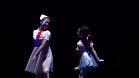 100周年展演-101-少儿舞蹈-抗疫舞蹈《在一起》