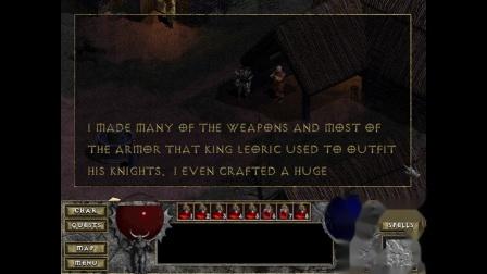 《暗黑破坏神:地狱火》地图清理大师 野蛮人01
