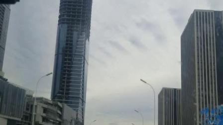 安宁走基层:国庆节,在北京大运河森林公园到北京环球影院去的路上.mpg