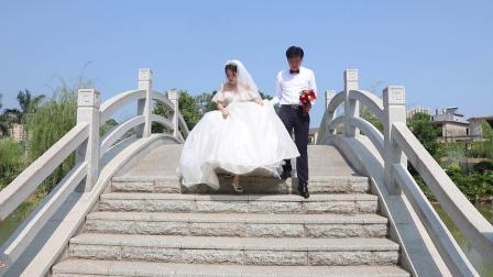 (秦海宁.凌世)婚礼录像2021.10.1